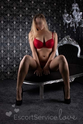 Escort dame Moniek