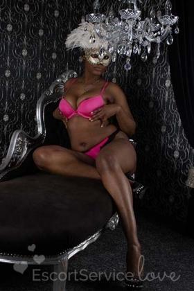 Sexy escort dame Coquette